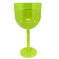 Taça de Gin Degradê Azul e Verde